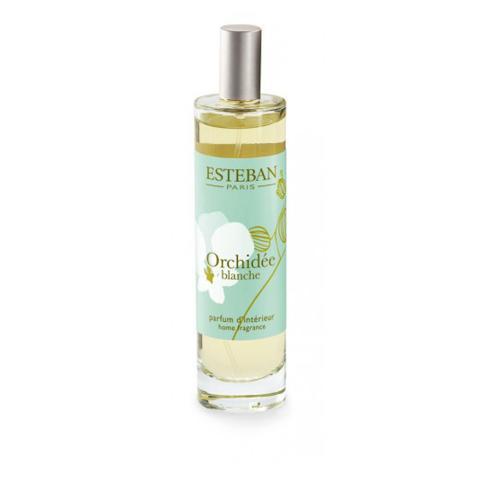 Orchidèe blanche - profumo d'ambiente Spray Esteban