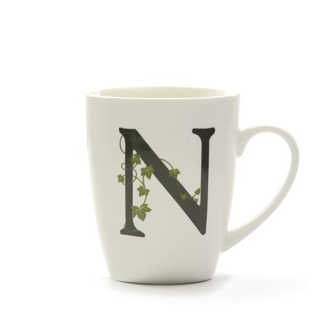 Tazza Mug lettera N