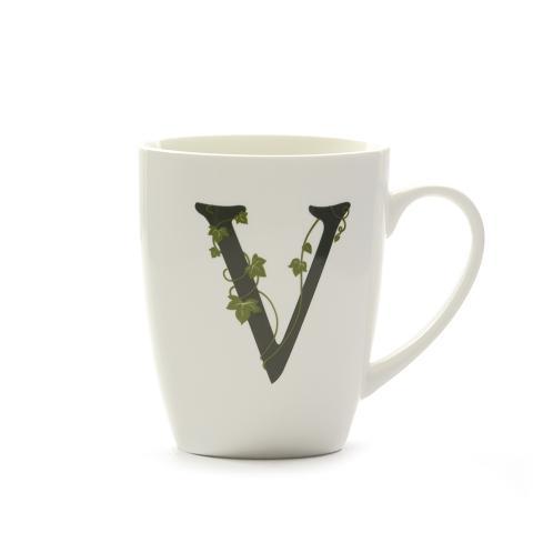 Tazza Mug lettera V