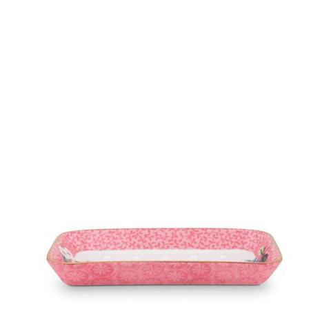 Porta saponetta rosa