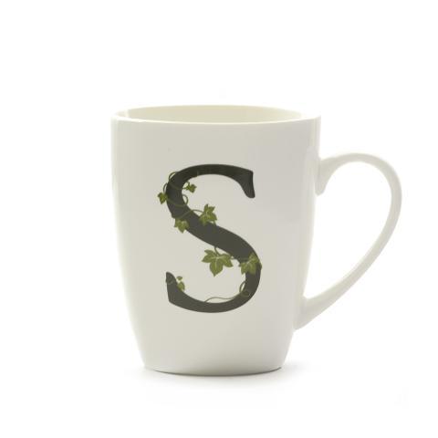 Tazza Mug lettera S
