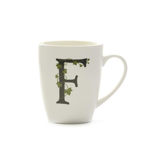Tazza Mug lettera F