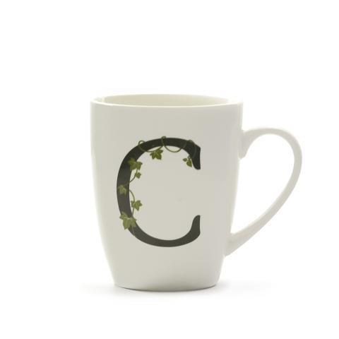 Tazza Mug lettera C