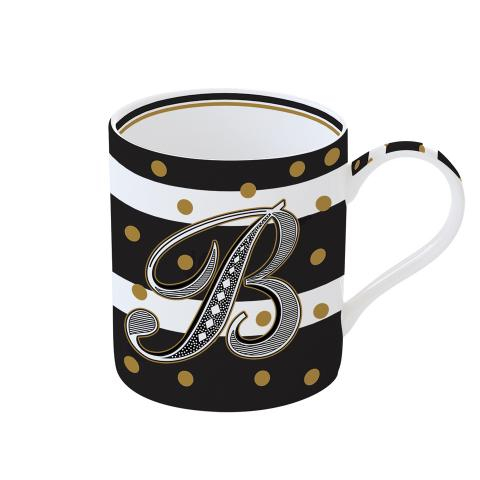 Tazza 350 ml in porcellana A LETTER FOR YOU B