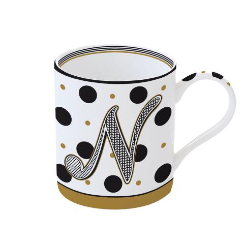 Tazza 350 ml in porcellana A LETTER FOR YOU N