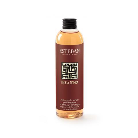 Teck e Tonka - Ricarica 250 ml Esteban