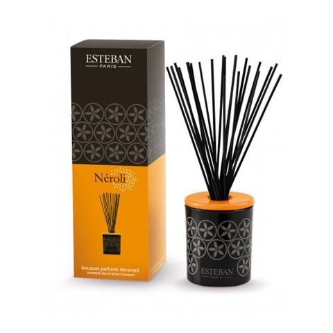 Nèroli - diffusore in ceramica profumo d'ambiente a bastoncini Esteban