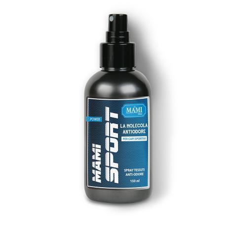 La molecola Spray per tessuti sportivi Power Mami Milano