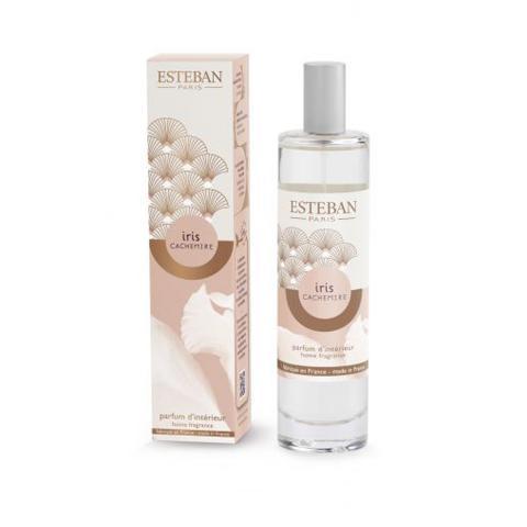 Iris Cachemire - profumo d'ambiente Spray Esteban
