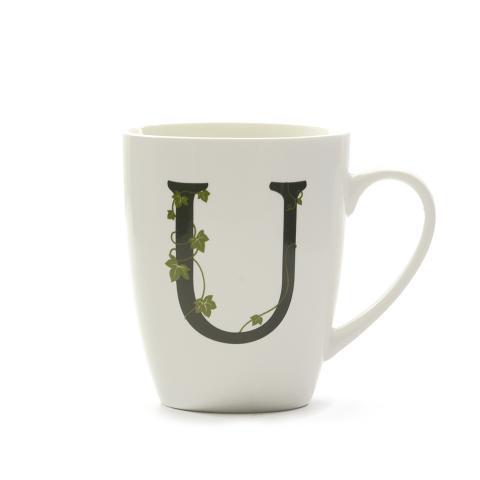 Tazza Mug lettera U