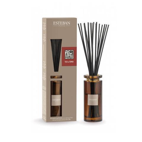 Teck e Tonka - diffusore profumo d'ambiente a bastoncini Esteban