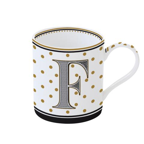 Tazza 350 ml in porcellana A LETTER FOR YOU F