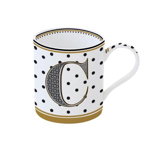 Tazza 350 ml in porcellana A LETTER FOR YOU C