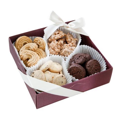 Confezione di biscotti misti