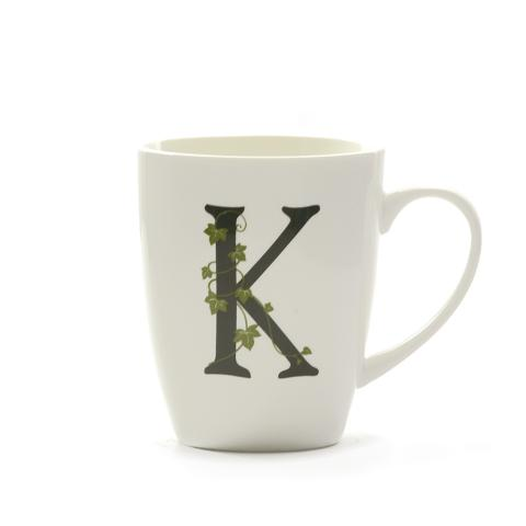 Tazza Mug lettera K