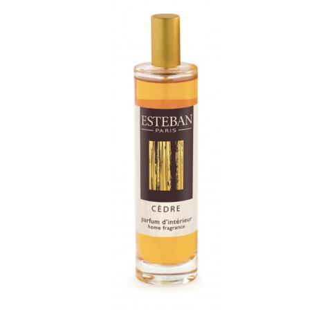 Cèdre - profumo d'ambiente Spray Esteban