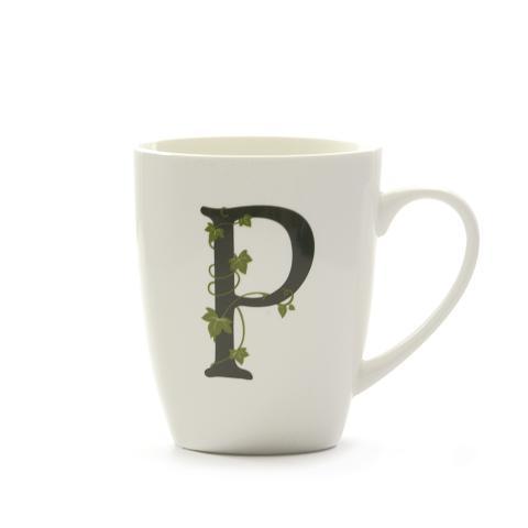 Tazza Mug lettera P