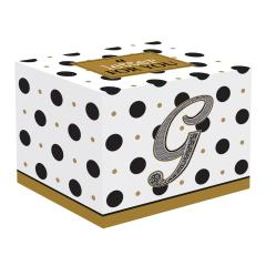 box scatola lettera g